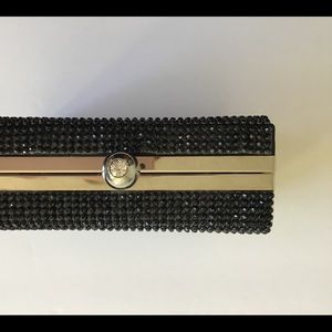 """Handbags - """"Out on the Town"""" Black Clutch"""